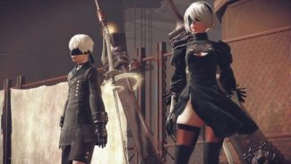 New NieR: Automata Screenshots Show Off Newly Revealed Characters