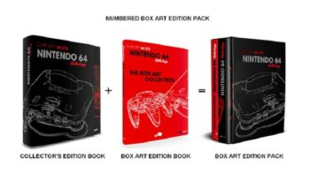 Nintendo 64 Anthology Kickstarter Aims To Bring The Book To The US