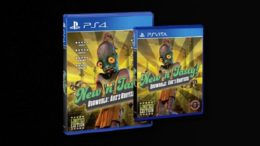 Oddworld Physical Release