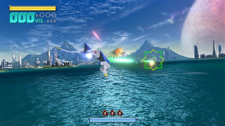 Star Fox Zero Preview 1