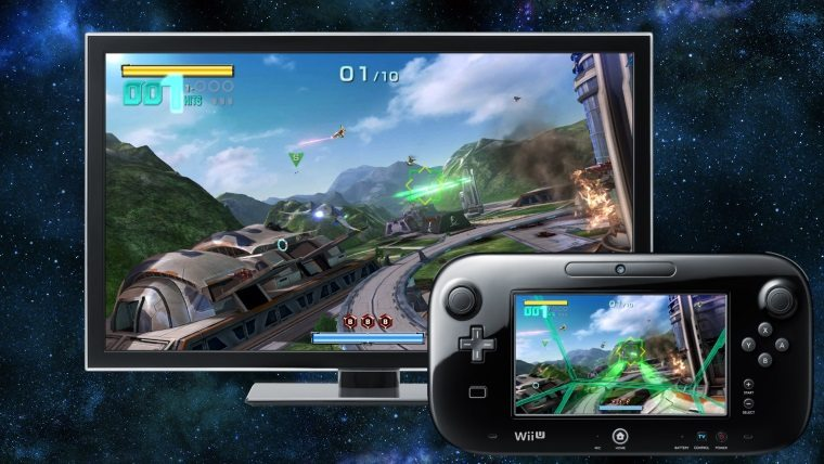 Star Fox Zero Preview 2