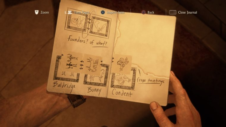 Uncharted 4 A Thiefs End Guide How To Solve Founders Puzzle And