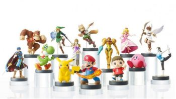 Nintendo Shipped Almost 25 Million Amiibo Figures Last Year, Even More Coming This Year