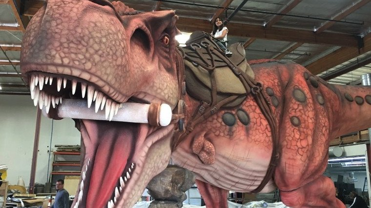Ark Survival Evolved Bringing 16 Foot Rideable T Rex To