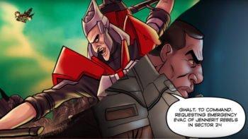 'Battleborn' Gets Motion Comic Prequel Series