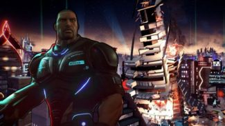 Auction Allows You To Get Your Face Into Crackdown 3