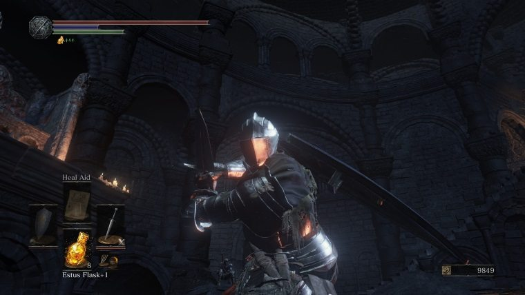 How to use matchmaking in dark souls