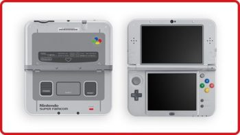 Super Famicom and Fire Emblem 3DS Designs Available for Pre Order