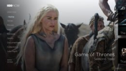 HBO Now Xbox One App - Game of Thrones