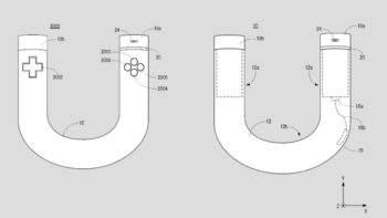 Nintendo Patents Weird Looking Controller Possibly For The NX Console
