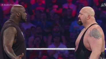 Is 2K Interested In Putting Shaq To The WWE 2K17 Roster?