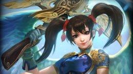 SMITE Jing Wei