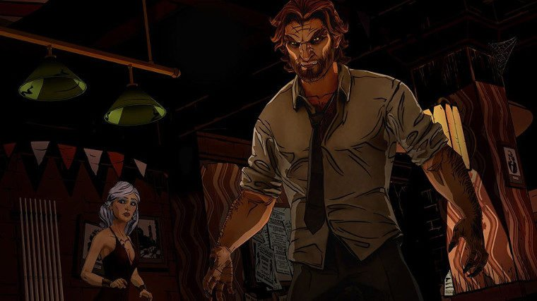 The Wolf Among Us 2 Could Explore Other Time Frames in the Fables Universe News  The Wolf Among Us 2 The Wolf Among Us Telltale Games Gamescom 2017