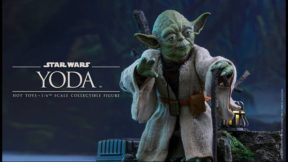 Hot Toys Reveals A Star Wars Yoda Figure