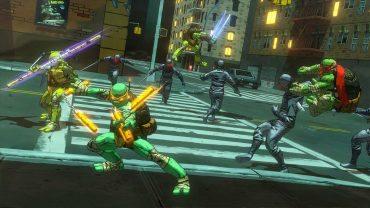 Teenage Mutant Ninja Turtles: Mutants in Manhattan Details Rated By ESRB
