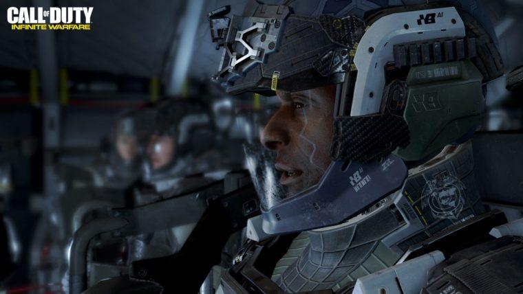 News  Call of Duty: Infinite Warfare Battlefield 1 Activision