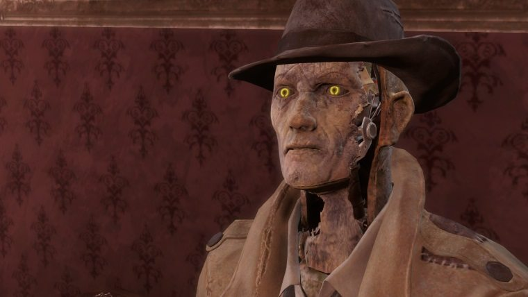 Fallout 4 Far Habro How to Find Nick Valentine Companion
