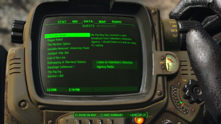 Fallout 4 How to Start Far Harbor DLC