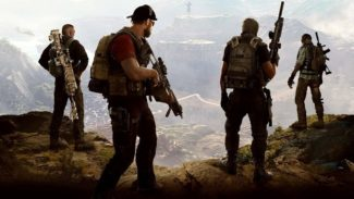 Ghost Recon Wildlands Tops UK Charts Despite Strong Competition