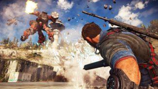 Just Cause 3 Mech Land Assault DLC Release Date Announced