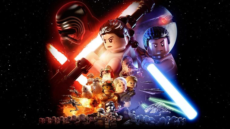 Starkiller Base DLC Out Now For LEGO Star Wars 7: The Force Awakens