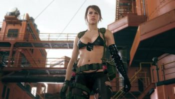 Metal Gear Solid Steam Sale Reduces Phantom Pain's Price To $28