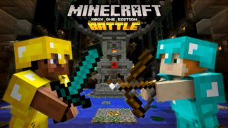 Minecraft Battle Mode Update Available Now for All Consoles