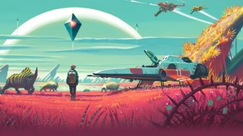 No Man's Sky PC Release Times Detailed