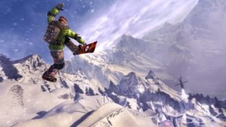 SSX Brings Classic Snowboarding Action to Xbox One Backwards Compatibility