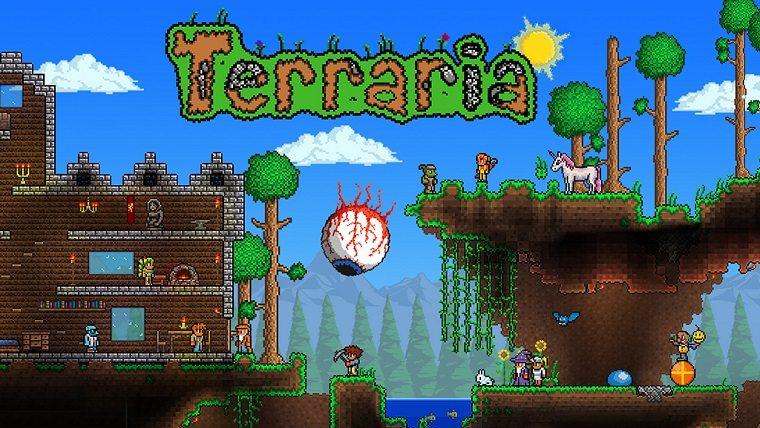 Terraria-Wii-U