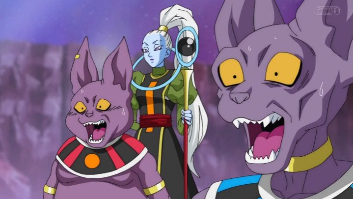 beerus and champa shocked
