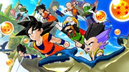 Main Characters For Dragon Ball Fusions Revealed