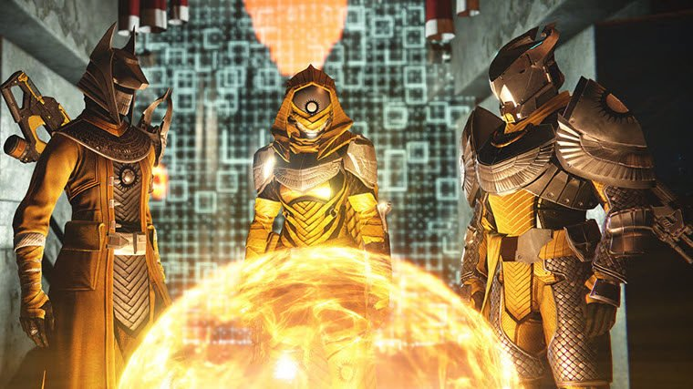 Destiny 2 PC Datamine Reveals Possible DLC, Return To First Game Locations News  Destiny 2 Bungie Activision