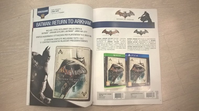 News  Rocksteady Batman Arkham City