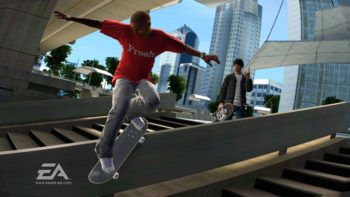 Skate 3 Finally Available on Xbox One Backwards Compatibility