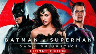 Extended Scenes In Batman vs Superman Ultimate Edition Blu-ray Revealed (Spoilers)