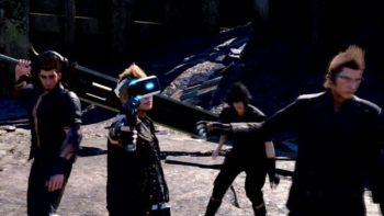 E3 2016: Final Fantasy 15 Is Releasing On PlayStation VR