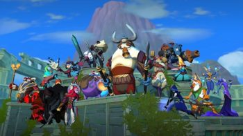Gigantic Getting A Stress Test On Xbox One And PC Next Week