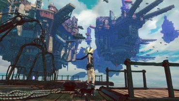 E3 2016: New Gravity Rush 2 Trailer Flies Out