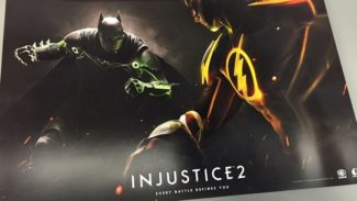 Injustice 2 Gets All But Confirmed With Poster Featuring Batman & The Flash