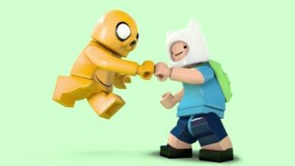 New LEGO Dimensions Expansions Include Adventure Time, Harry Potter, and More