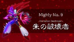 Mighty No. 9 Ray