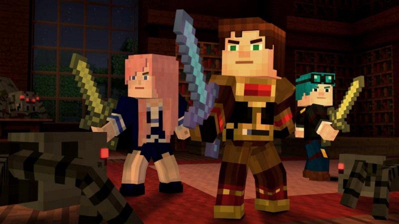 Reviews  Telltale Games Minecraft: Story Mode Minecraft