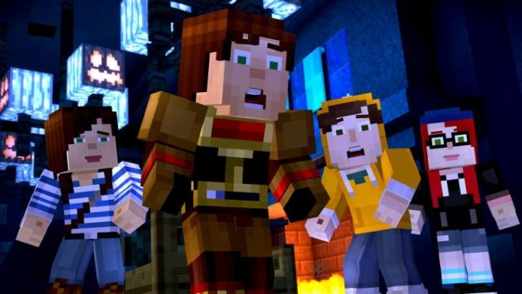 Minecraft: Story Mode Episode 6 'A Portal to Mystery' Review Reviews  Telltale Games Minecraft: Story Mode Minecraft