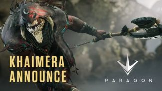 Paragon Open Beta Kicks Off In August, New Hero Revealed