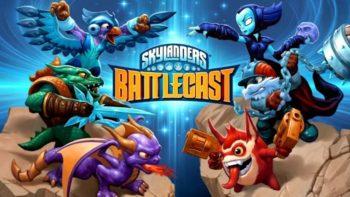Skylanders Battlecast App Impressions