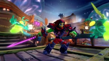 Skylander Imaginators First Look at Gameplay and New Sensei Figures
