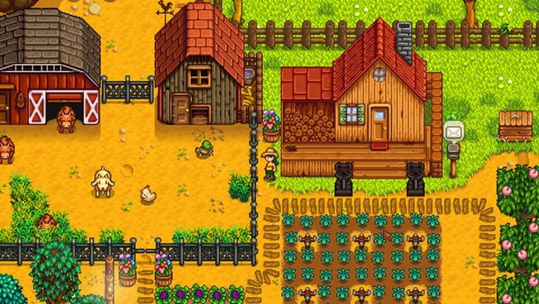 News PC Gaming  stardew valley