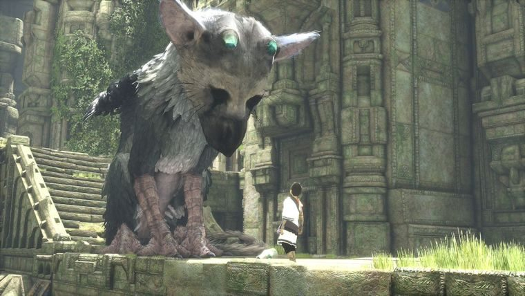 Shadow Of The Colossus On PS4 Features Last Guardian Easter Egg