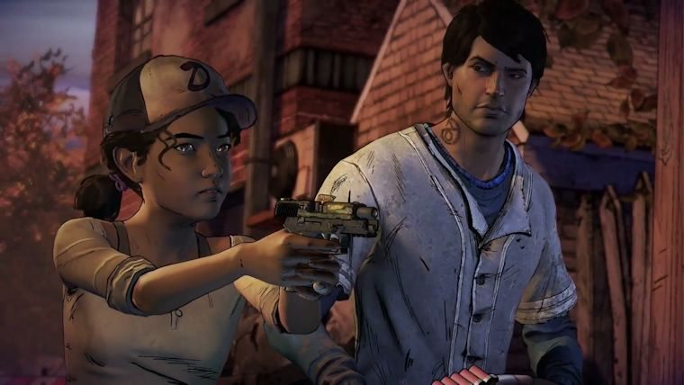 The Walking Dead Season 3 – A New Frontier Launch Trailer Introduces Fan Favorite Character